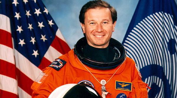 astronauta   Maurizio Cheli   formazione   chi sono