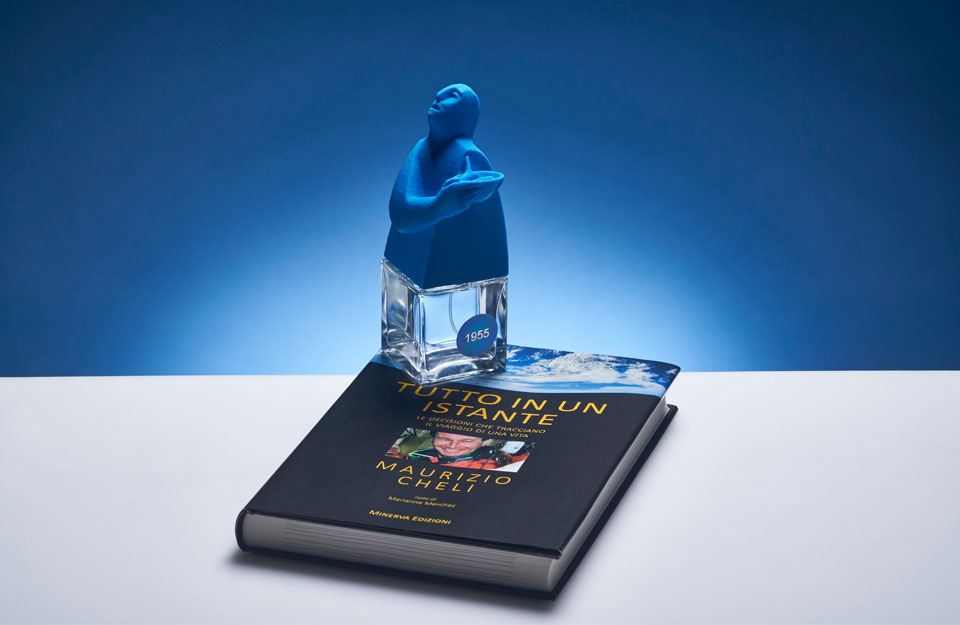 profumo blu spaziale 55 astronauta cheli